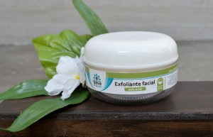 Exfoliante facial ANTI ACNE  (60 grs)